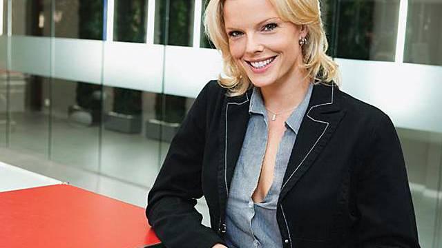 Ex-Miss Schweiz Stéphanie Berger