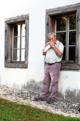 Des (Leser-)Wanderers Freude: eine Rast im Schatten und ein schönes «Iklemmts».