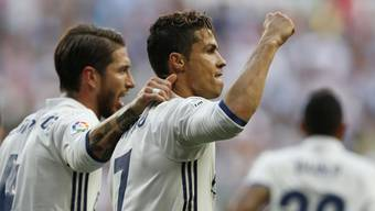Cristiano Ronaldo hat für Real Madrid mehr als 400 Pflichtspieltore erzielt
