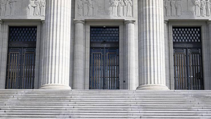 Das Bundesgericht hat die Beschwerde eines Mannes abgewiesen, der in einer Schaffhauser Bar mit einer laufenden Kettensäge Personen bedrohte. (Archivbild)