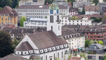 Die römisch-katholische Kirchgemeinde Dietikon passt sich mit der Revision ihrer Kirchgemeindeverordnung dem neuen Kirchgemeindereglement an. Bild: St.-Agatha-Kirche in Dietikon.