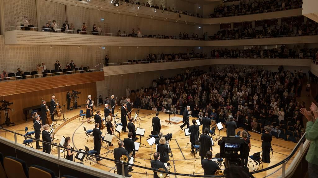 Lucerne Festival sammelt 275'000 Franken für Schweizer Musiker