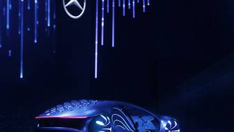 Der deutsche Autokonzern Daimler muss eine massive Gewinneinbusse als Folge des Coronavirus hinnehmen. (Archivbild)