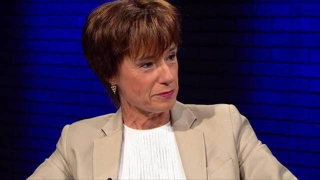 Bundesratswahl: Toni Brunner für Eveline Widmer-Schlumpf?