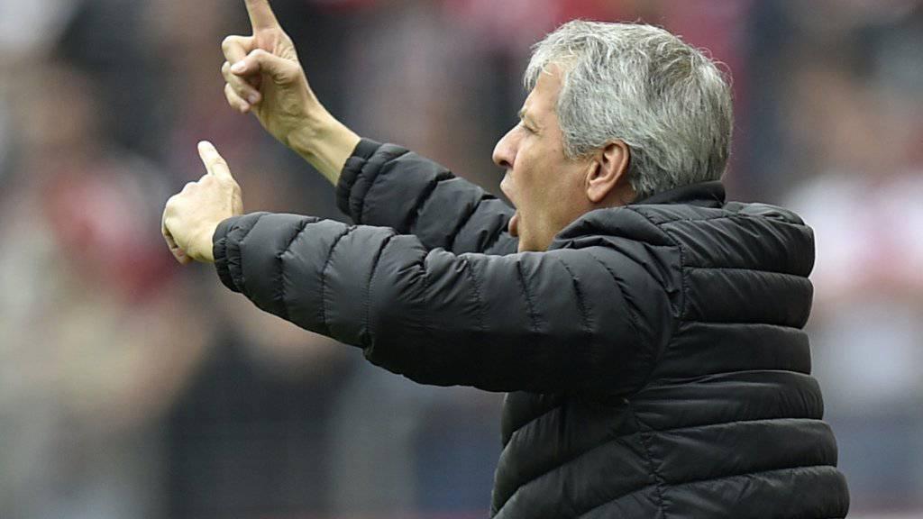 Nicht mehr im Dauerstress: Lucien Favre spricht erstmals über die Zeit seit seinem freiwilligen Ausstieg beim Bundesligisten Borussia Mönchengladbach