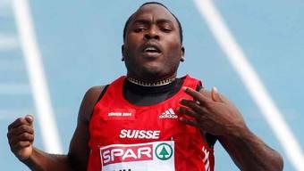 Sprinter Alex Wilson qualifiziert sich für die WM