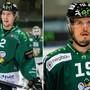 Cédric Schneuwly und Tim Bucher beenden ihre Karrieren