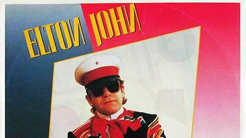 Sir Elton John sagt Adieu