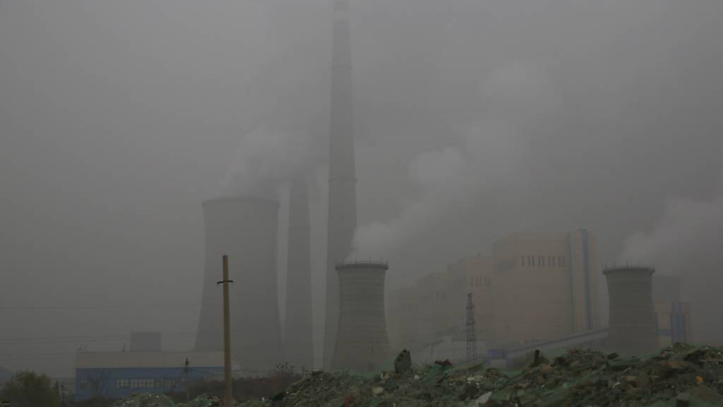 China führt nationalen Emissionshandel ein