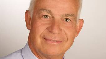 Repla-Präsident Christian Fricker