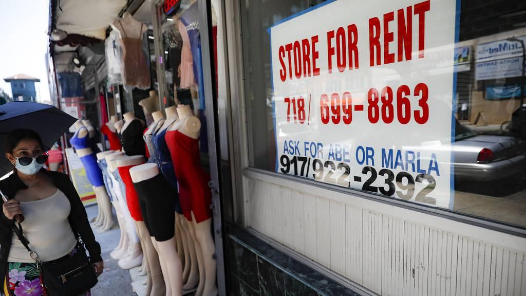 US-Erstanträge auf Arbeitslosenhilfe wieder über Millionen-Marke