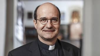 Martin Grichting, Generalvikar des Bistums Chur, sieht sich nach der Nichtwahl eines neuen Churer Bischofs mit einer Rücktrittsforderung konfrontiert.
