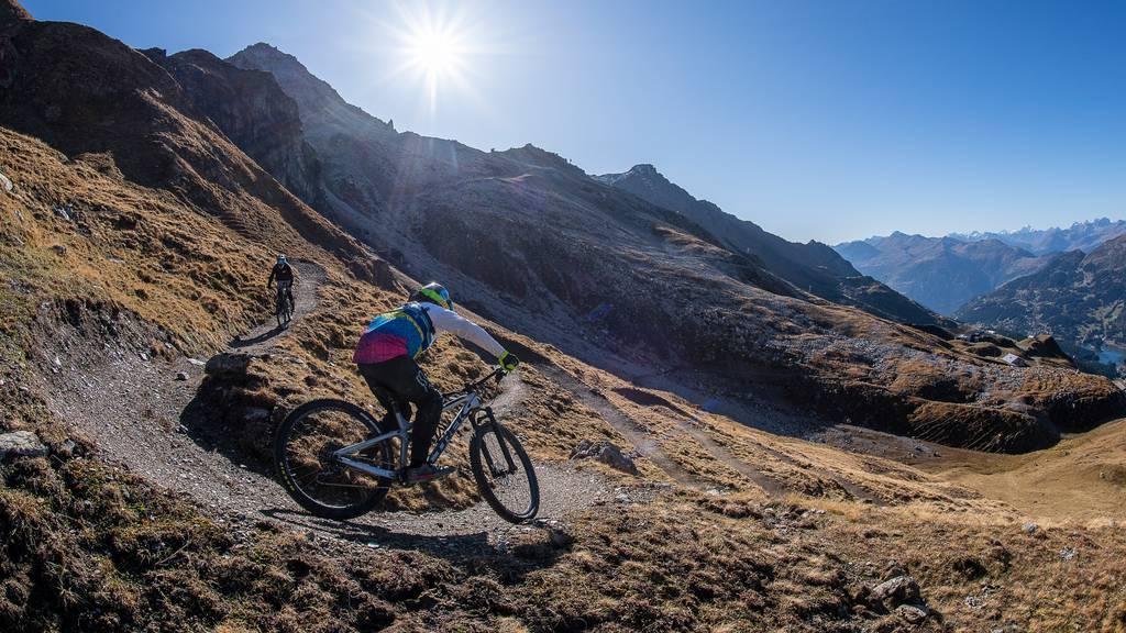 Biken bis zum Umfallen: «Bike Kingdom» feiert Eröffnung