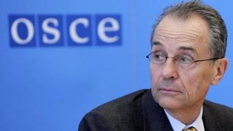 Der OSZE-Sondergesandte Tim Guldimann (Archiv)