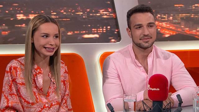 Gänsehaut, Tränen und Macho-Alarm: Adela und Cem blicken auf ihre TV-Romanze zurück