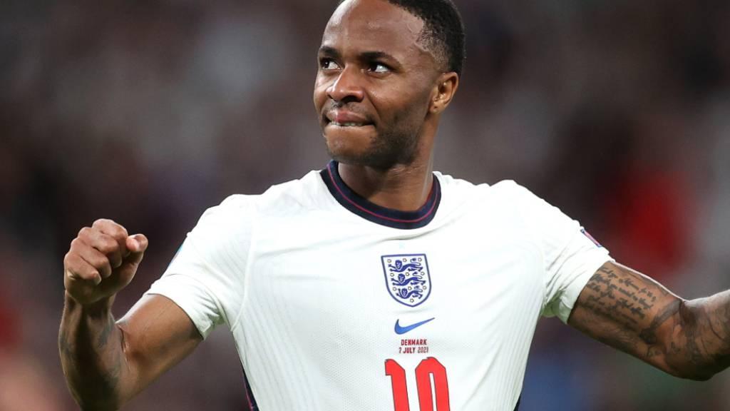 England-Star Sterling wuchs gleich neben dem Wembley auf