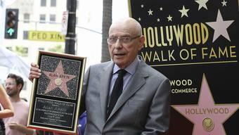 """Hat nun einen eigenen Stern auf dem """"Walk of Fame"""" in Hollywood: US-Schauspieler Alan Arkin (85)."""