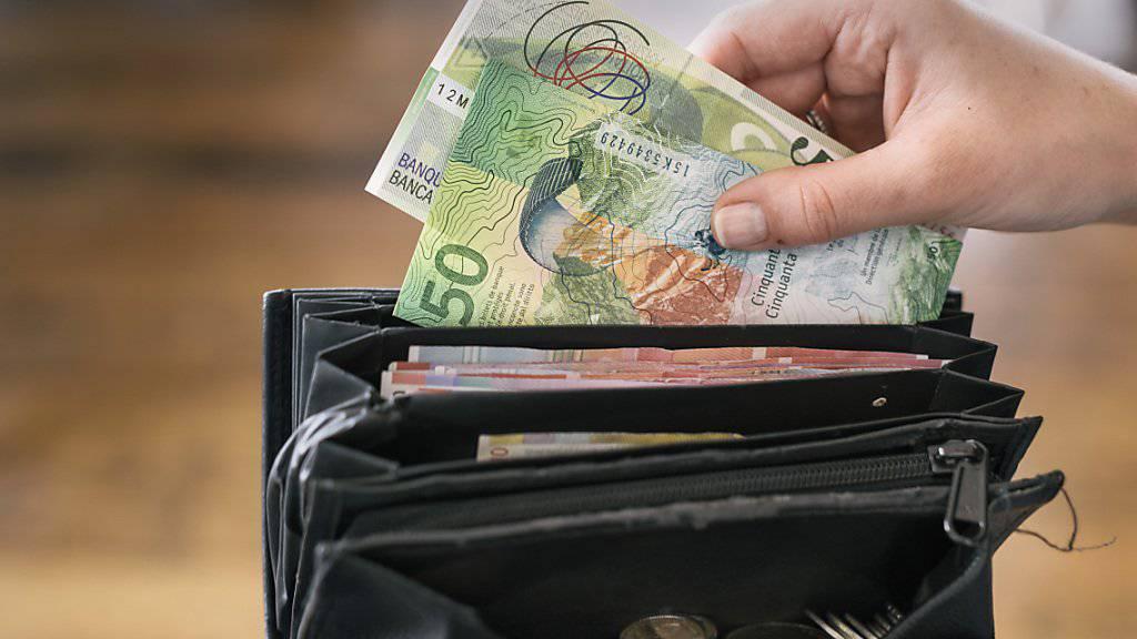 Im Fundbüro des Kantons Basel-Stadt sind mehrere 10'000 Franken abhanden gekommen. (Symbolbild)
