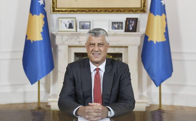 Präsident Hashim Taci habe in letzter Zeit viel gelogen, sagt Sami Kurteshi.