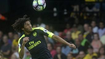 Mohamed Elneny verdient bei Arsenal viel Geld, seine sportlichen Perspektiven sind weniger gut.