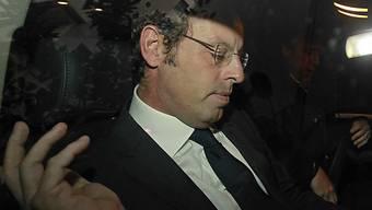 Sandro Rosell zieht sich als Präsident des FC Barcelona zurück.