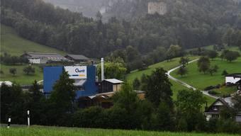 Noch produziert die Firma Gurit in Zullwil. In zwei Jahren aber ist Schluss.