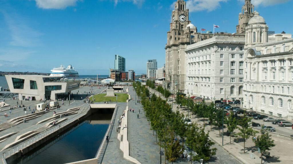 2008 war Liverpool noch Weltkulturerbe-Hauptstadt, jetzt ist die Heimat der Beatles nicht einmal mehr Welterbe (Pressebild).