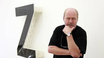 Künstler René Zäch