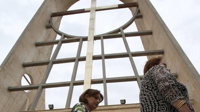 Geiselnahme in einer Kirche in Bagdad (Archiv)