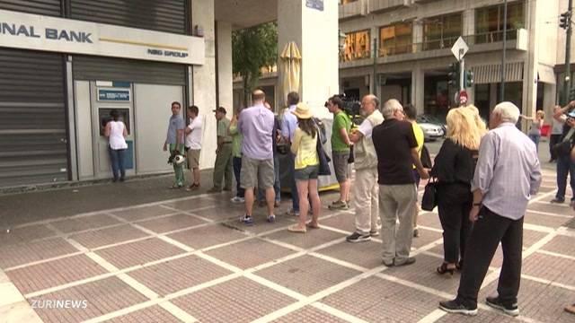 Griechenland vorläufig gerettet