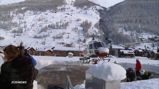 Keine Pause für Air Zermatt