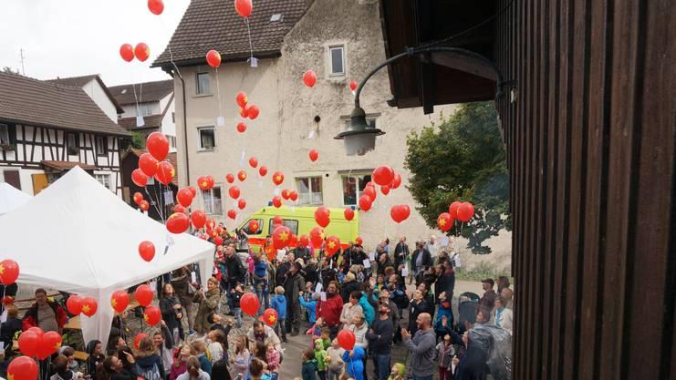 Kellerfest, Oetwil