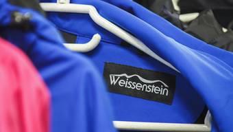 Die Landi-Jacke trägt den Namen «Weissenstein»