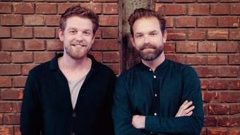 Die Brüder Kevin (31) und Manuel Benz (36) haben das Start-up «We Master» gegründet.