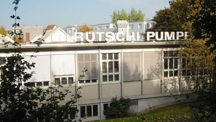 Bekenntnis zum Werkplatz Brugg: Die Rütschi Fluid AG will ihr Fabrikationsgebäude sanieren. (wal)