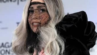 Lady Gaga ist möglicherweise krank (Archiv)