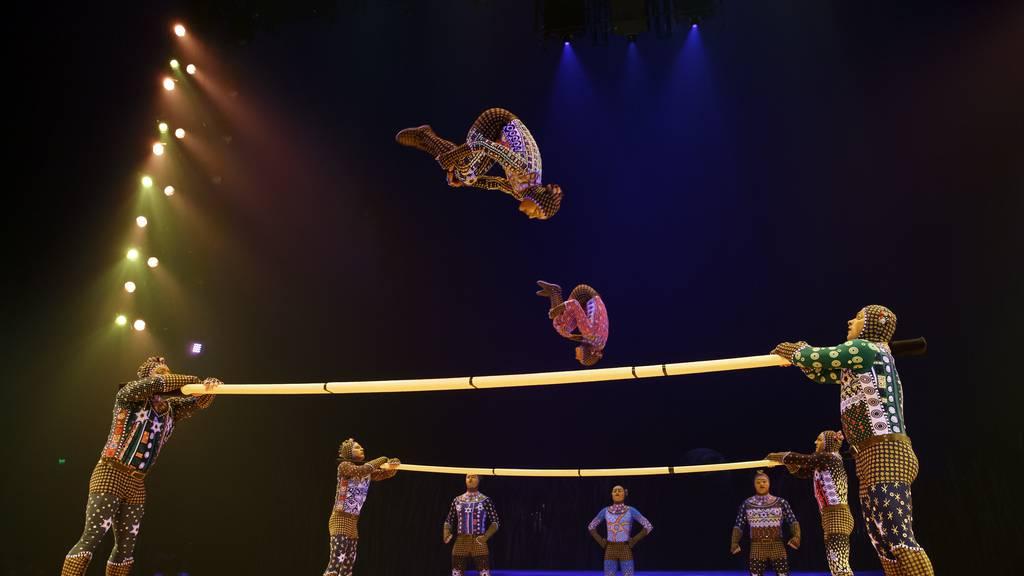 Cirque du Soleil muss fast 3500 Mitarbeiter entlassen