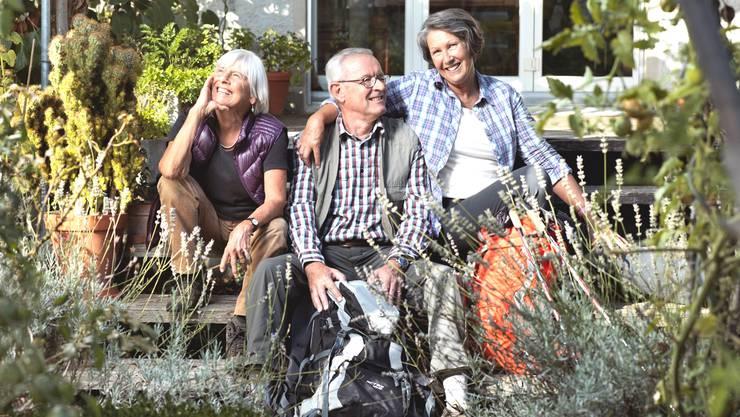 Pro Senectute unterstützt Sie bei der Vorbereitung auf die Pensionierung