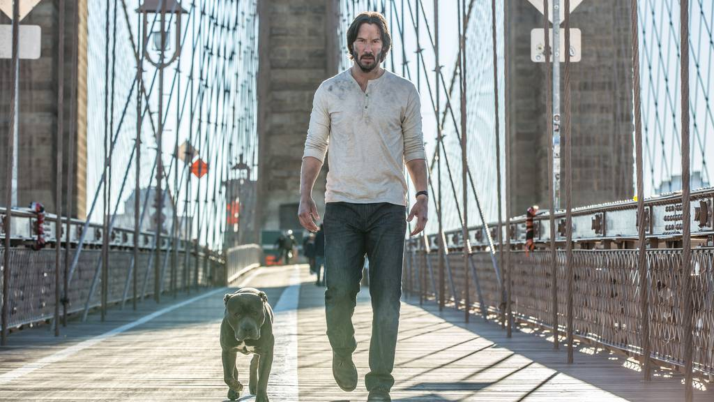 Kinotipp: Keanu Reeves erneut als John Wick zu sehen