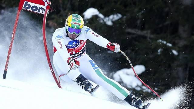Bormio-Sieger Dominik Paris: «Keine Ahnung, warum es den Schweizern so schlecht läuft.»