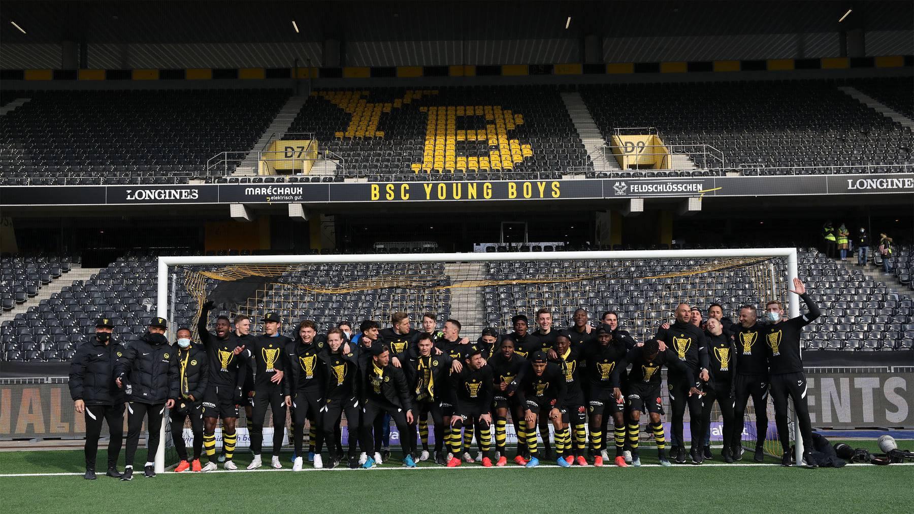 BSC Young Boys - YB Schweizermeister