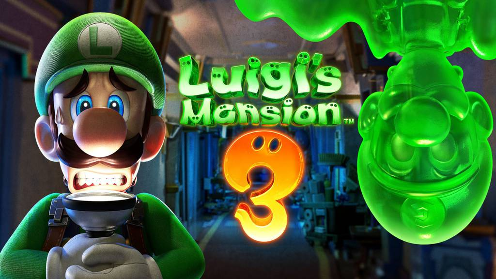 «Luigi's Mansion 3» - Halloween für Gamer