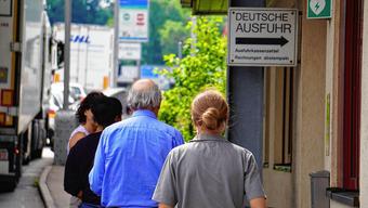 Südkurier: Rückkehr der Einkaufstouristen