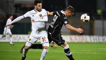 FC Lugano - FC Basel