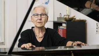 Die Jazzpianistin Irène Schweizer erhält den Grand Prix Musik 2018.