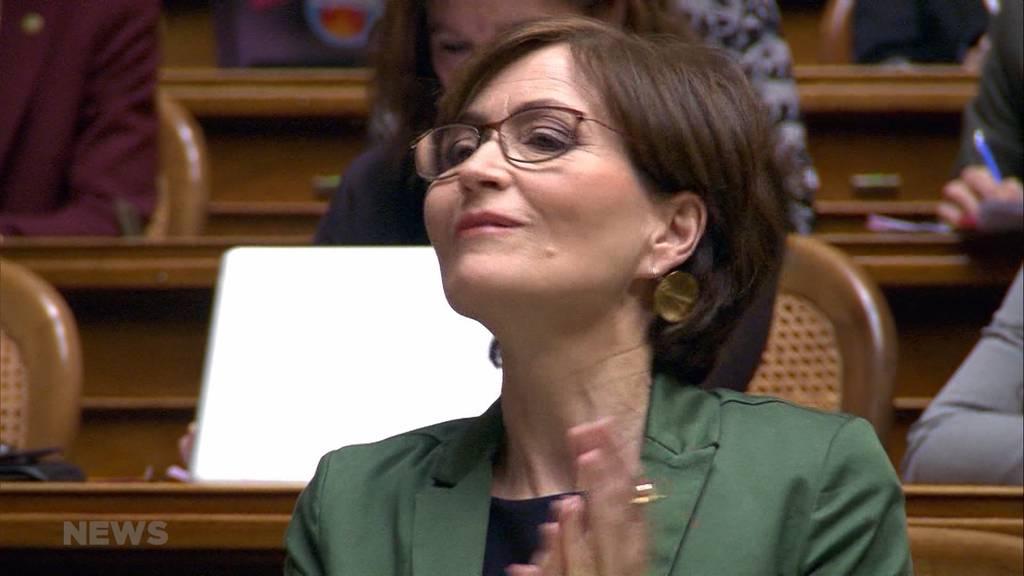 Enttäuschung für die Grünen: Kein Sitz für Regula Rytz