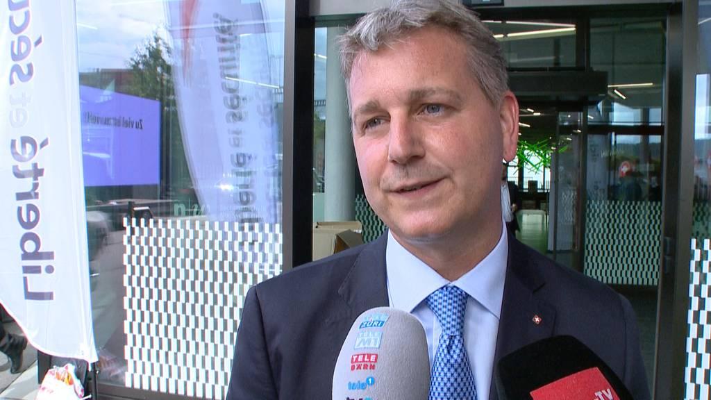 Marco Chiesa ist neuer SVP-Präsident: Einzelne Delegierte kritisieren «Zwangswahl»