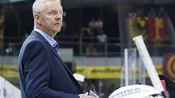 SCB-Coach Kari Jalonen hat ein unberechenbares Spiel berechenbar gemacht.