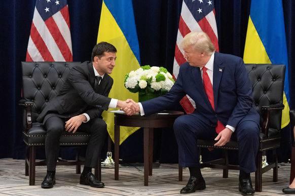 Die beiden Präsidenten im Weissen Haus.