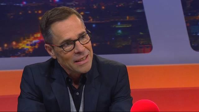 Matthias Hüppi: «Dass es mich nach Berikon verschlagen hat, ist ein absoluter Zufall»